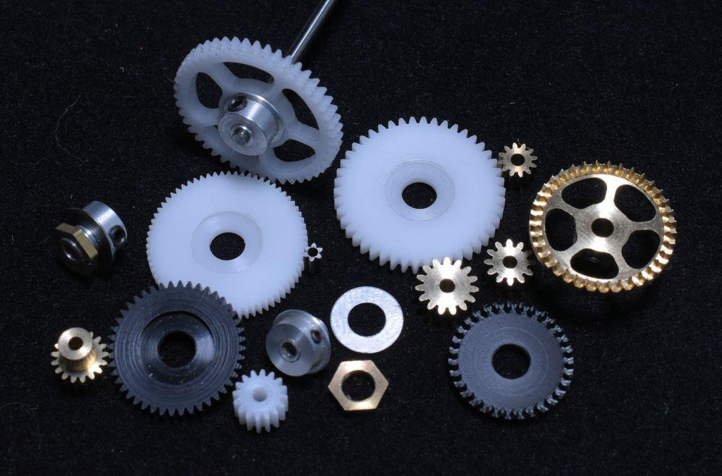 cutting gears