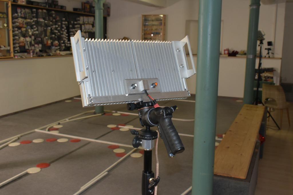 světla vlastní výroby CRI95+